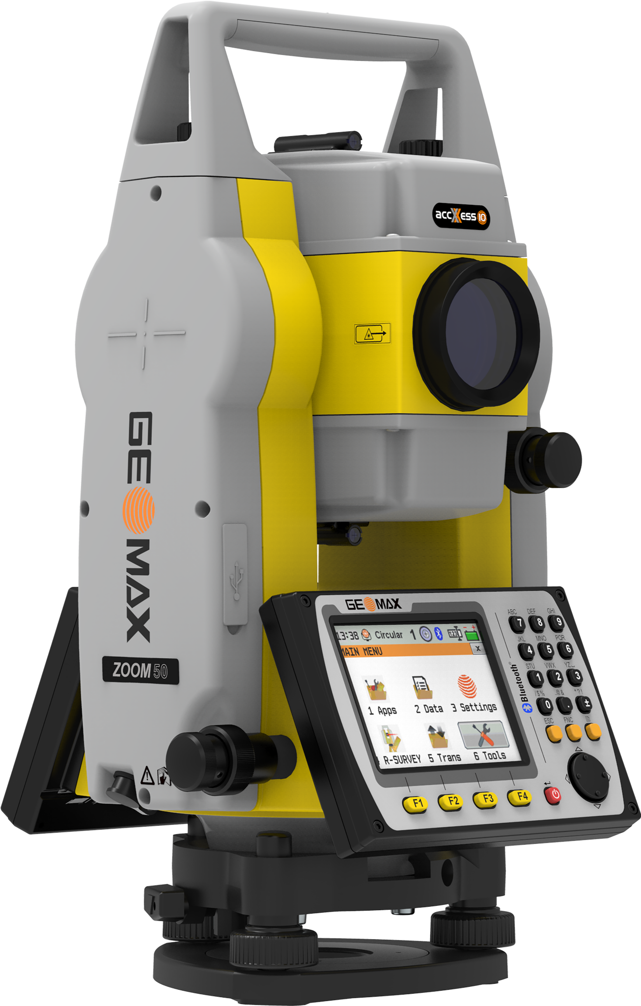 geomax zoom 50 intelligent conventional total station. Black Bedroom Furniture Sets. Home Design Ideas